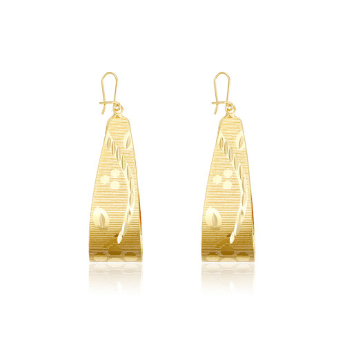 High-end Gold plated Earrings